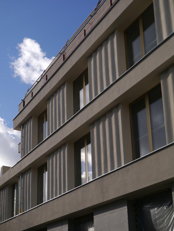Inglasade balkonger spar energi