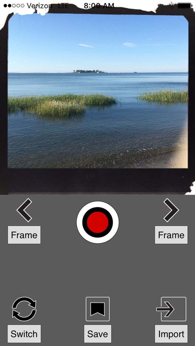 Analog Frames App - www.amandalong.org